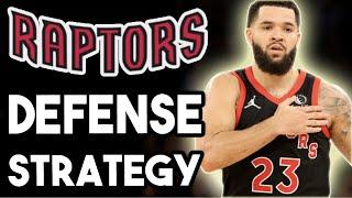 Toronto Raptors AMAZING Zone Defense Strategy