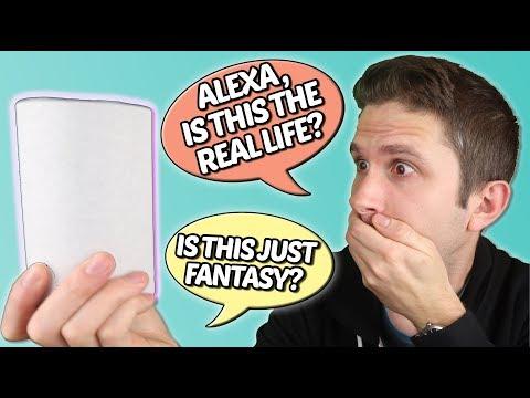 Guess The Lyrics/Movie With Amazon Alexa