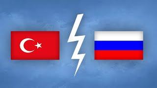 Türkiye vs Rusya ft. Müttefikler Savaşsaydı?