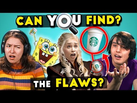 10 TV And Movie Mistakes You Won't Believe You Missed | Find The Flaws
