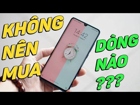 Tư vấn điện thoại Xiaomi thì NÊN và KHÔNG NÊN MUA dòng nào???