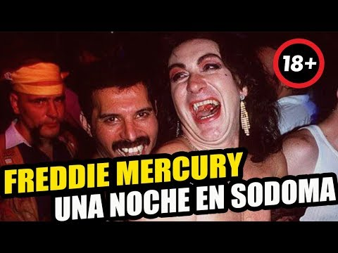 """SODOMA"" La fiesta PROHIBIDA de FREDDIE MERCURY   Willthur"