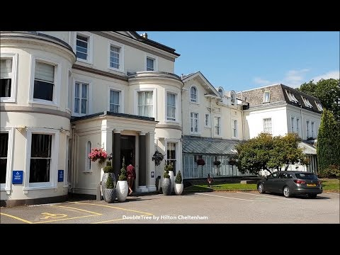 DoubleTree By Hilton Cheltenham - Hotel And Room Tour 2018