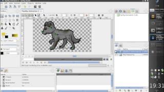 Bone-driven Image Distortion (part 2)