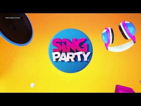 Sing Party - Intro e Playlist - Nintendo Wii U - VGDB