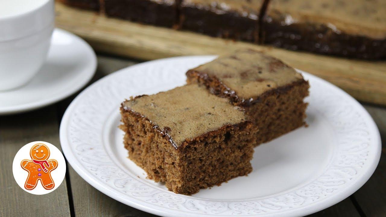 Шоколадный Пирог Очень Простой и Быстрый ✧ Chocolate Cake (English Subtitles)