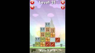 Move The Box London Level 21 Walkthrough/ Solution(Solution/ walkthrough for Level 21 of Move The Box London., 2012-03-01T09:33:21.000Z)