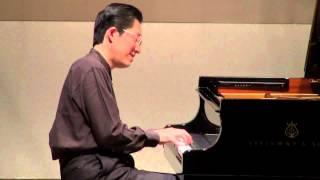 """C.Debussy: """"Pour invoquer Pan, dieu du vent d'ete"""",Six Épigraphes antiques (Ichiro Kaneko)"""