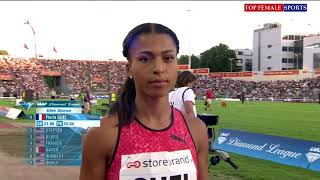 2018-06-07 - 400m - IAAF Diamond League - Oslo