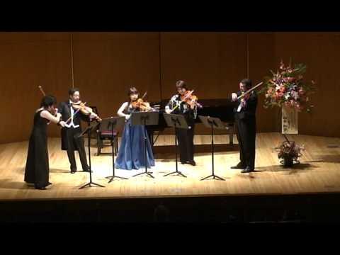 津軽海峡冬景色 ヴァイオリンとヴィオラで熱演!
