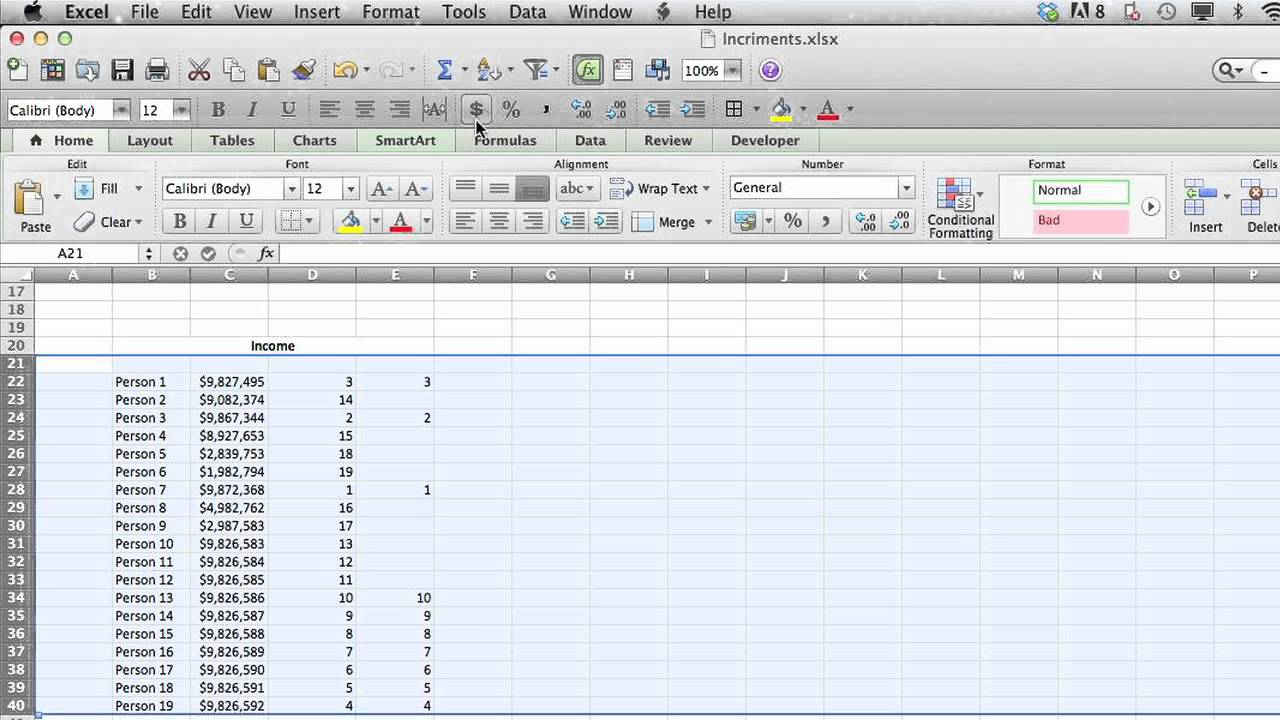 How to sort by date in excel in Perth
