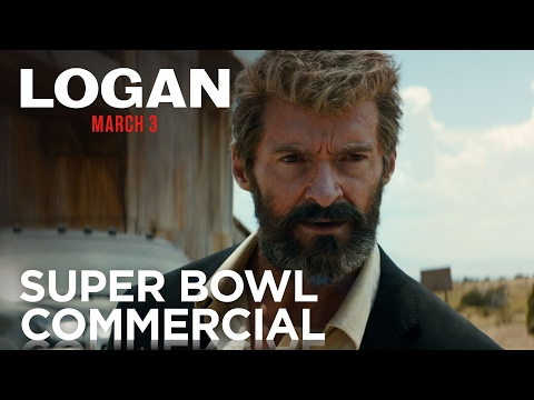 "Logan | ""Grace"" #SB51 Commercial 
