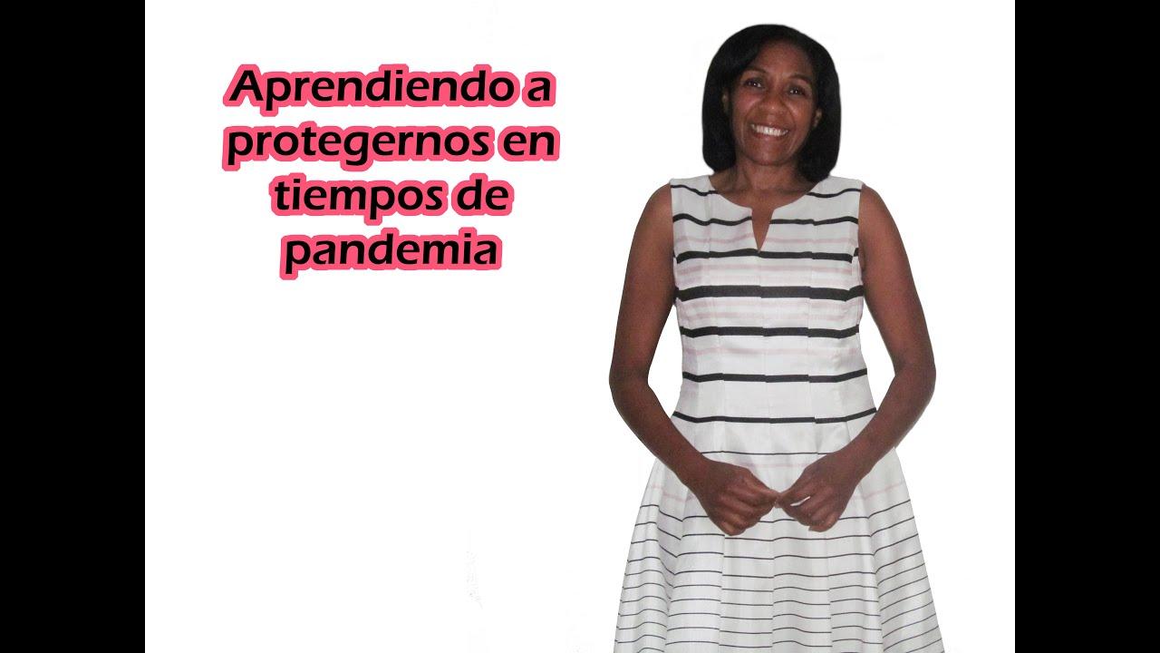 Aprendiendo a protegernos en tiempos de pandemia por Nely Helena Acosta Carrillo