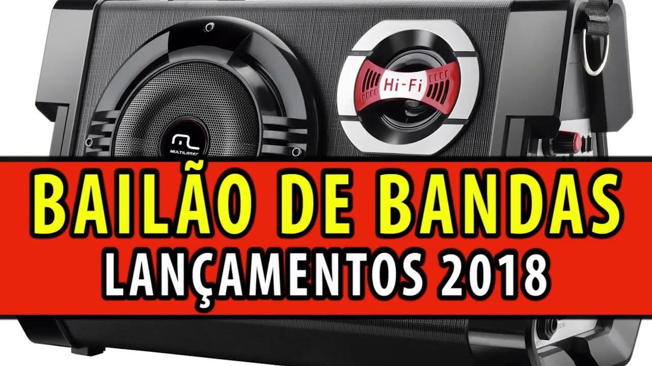 BAILÃO DE BANDAS Lançamentos 2018 (Bandinhas Do Sul) - YouTube  Bandas