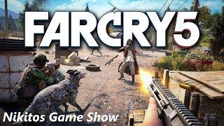 Far Cry 5 — Русский сюжетный трейлер игры 2018