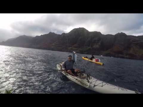 Kayak Camping the Na Pali Coast with Five Dudes and a Survivorman