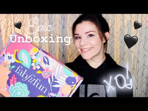 GET OVER $250 IN PRODUCTS FOR UNDER $40 | FabFitFun Summer 2018 Unboxing