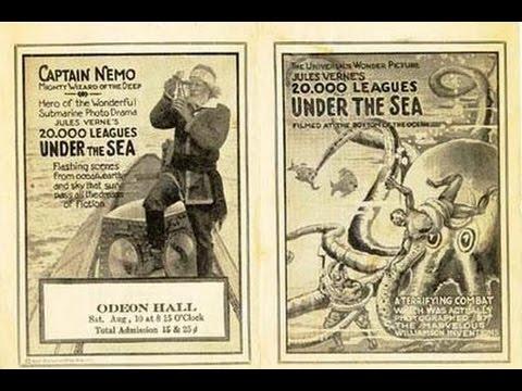 20,000 Leagues Under the Sea by Stuart Paton 1916