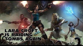 Lara Croft and the Temple of Osiris - She