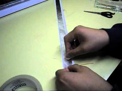Paper/Aluminum Capacitor