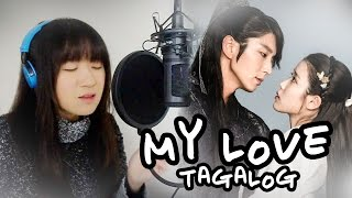 Gambar cover [TAGALOG] My Love (Lee Hi)-Moon Lovers:Scarlet Heart Ryeo 달의 연인 - 보보경심 려 MV+Lyrics