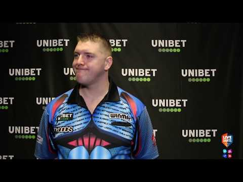 "Daryl Gurney: ""I've played the best players in the first three weeks, after this it should be easy!"""