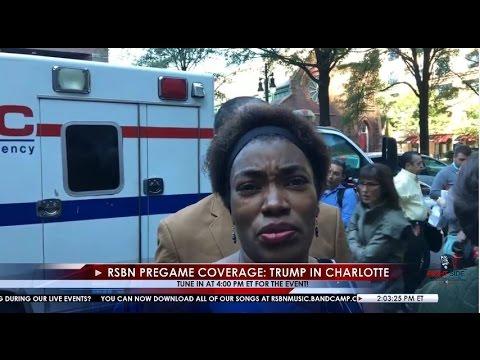 RSBN LIVE: Pregame Coverage of Donald Trump in Charlotte, NC 10/26/16