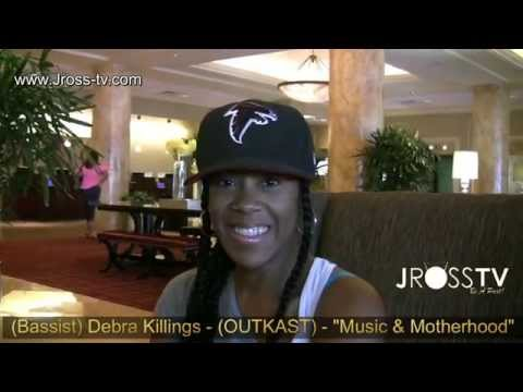 James Ross @ (Bassist) Debra Killings (OUTKAST) -