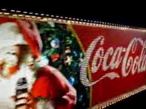 Coke Christmas Ads.Coca Cola Commercial Christmas Video 1