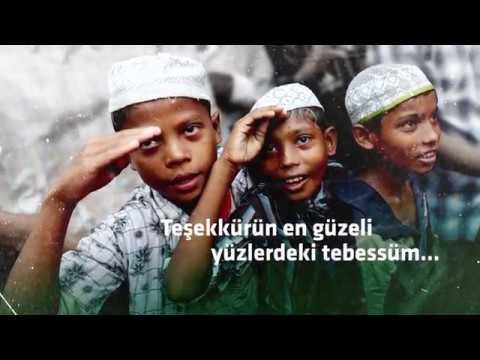 Kuveyt Türk'ten Arakan'a Yardım Eli…