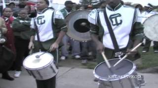 Southfield Lathrup v.s. Cass Tech High School - Percussion Challenge - 2010