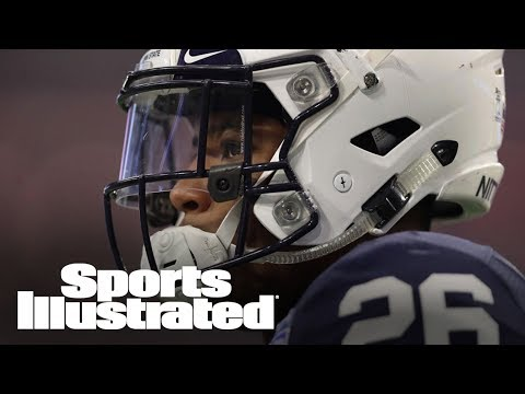 NFL Draft: Saquon Barkley Best Running Back Prospect In Recent Memory? | SI NOW | Sports Illustrated