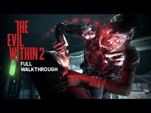 THE EVIL WITHIN 2 – Full Game Complete Walkthrough (No Commentary) 1080p HD