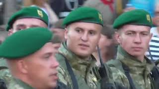 Военный гей парад независимости в Киеве 2018.Музыка отпад!!!