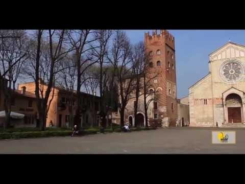 Basilica di San Zeno - Inside Verona