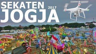 SEKATEN YOGYAKARTA 2017 VIEW DRONE DJI P4