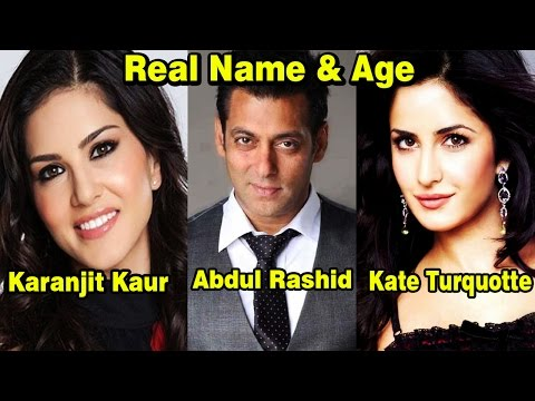 Thumbnail: Real Name & Age of Top 10 Bollywood Superstars will surprised you