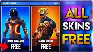 How YOU can get Any FREE Skin in Fortnite GLITCH! (Hurry before patched)