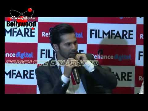 Varun Dhawan Launches The Cover Of 'Filmfare' August Issue