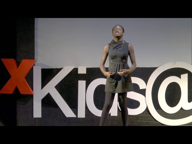Why it is important for kids to volunteer | Kofoworola Jolaoso | TEDxKids@Gbagada