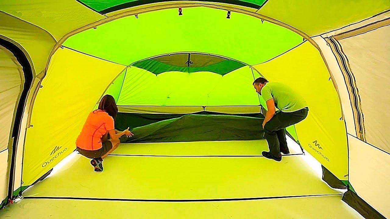 Dünyanın En Havalı 10 Kamp Çadırı