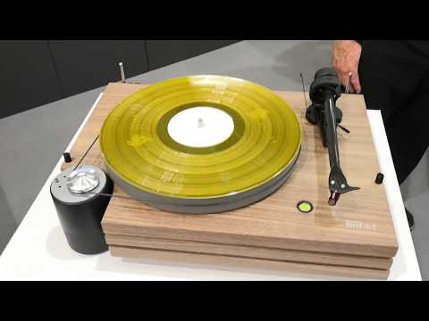 Music Hall mmf-9.3 SE new turntable