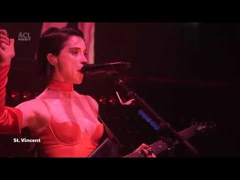St  Vincent - Masseduction - Austin City Limits Festival - Remaster 2019 Mp3