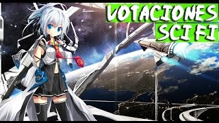 Animes de Ciencia Ficción / SCI FI  | Votación review