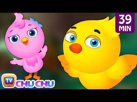 The Grow Grow Song  Original Educational Learning Songs  Nursery Rhymes for Kids by ChuChu TV