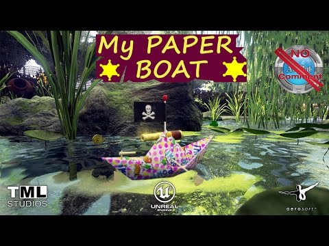 My Paper Boat Gameplay no commentary  