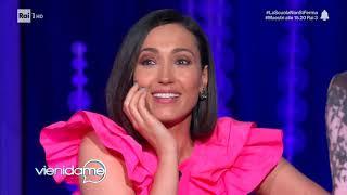 Le ''domande Al Buio'' A Francesca Fialdini - Vieni Da Me 11/05/2020