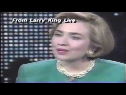 The Hillary Files - The Paula Jones Affair (1994 Media Reaction)