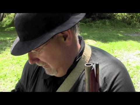 TVM Flintlock Fowler Part 2 Loading with shot