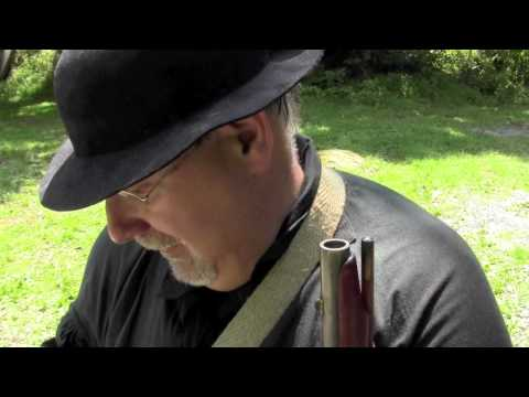 TVM Flintlock Fowler Part 2 Loading With Shot